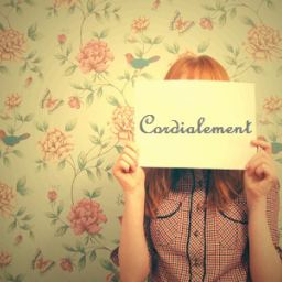 cordialement