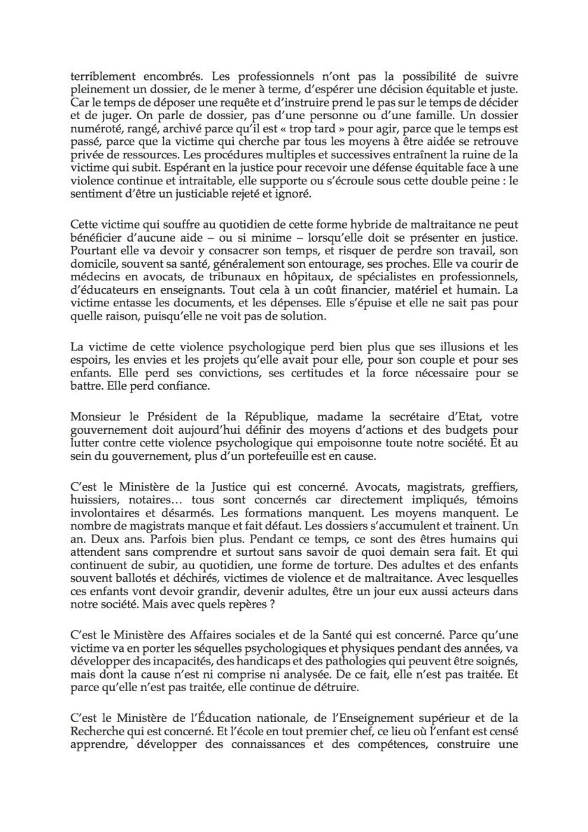 Monsieur le Président de la République (glissé(e)s) 1 - copie